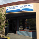 Your Island Mortgage Team Courtenay Location